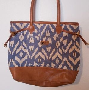 Tommy Hilfiger Native Print Purse